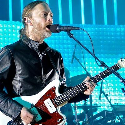 Radiohead at Blossom