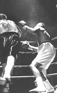 Raging bulls: Friday Night Fights come to the Gund. - WALTER  NOVAK