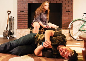 Rape is a Four-Letter Word, and the Obscenity of it Slams Home in Extremities at Blank Canvas Theatre