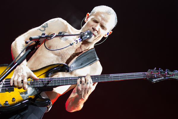 Red Hot Chili Peppers at The Q