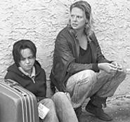 Ricci and Theron: Not the lesbian action you were expecting.
