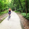 Riding at the Metroparks