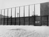 Right field wall, 1934.