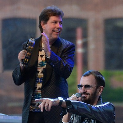 Ringo Starr & HIs All-Starr Band Performing at Jacobs Pavilion at Nautica
