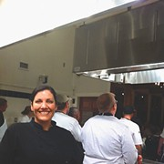 Rising Star Chef Anna Harouvis of Good to Go Cafe Likes to Keep it Raw