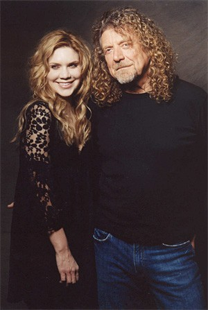 "Robert Plant: ""Hey hey, mama, wanna play Time Warner Cable Amphitheater with me?"""