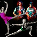 "Rock Ballet ""The Masque: The Stories of Edgar Allan Poe"" Opens Tonight"
