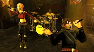 Rock Band Tip No. 436: We weren't all born to be singers.