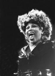 Rock diva Tina Turner makes another farewell visit