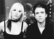 Rock revisionists: The Raveonettes offer a new twist - on gritty greaser rock.