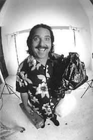 """Ron Jeremy, """"The Hedgehog"""" to his admirers."""