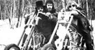 Rough riders: The James Gang, circa 1970.