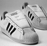 Run DMC's sneakers will be on display at the Rock Hall.