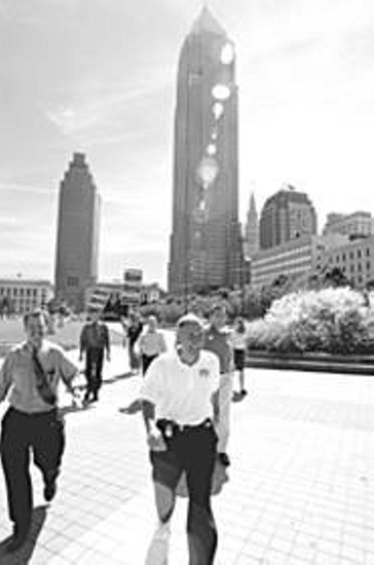 Run, Eric, Run!   News Lead   Cleveland Scene