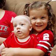 "Sandusky Couple Names Daughter ""Scarlet Gray"" in Honor of OSU Buckeyes"