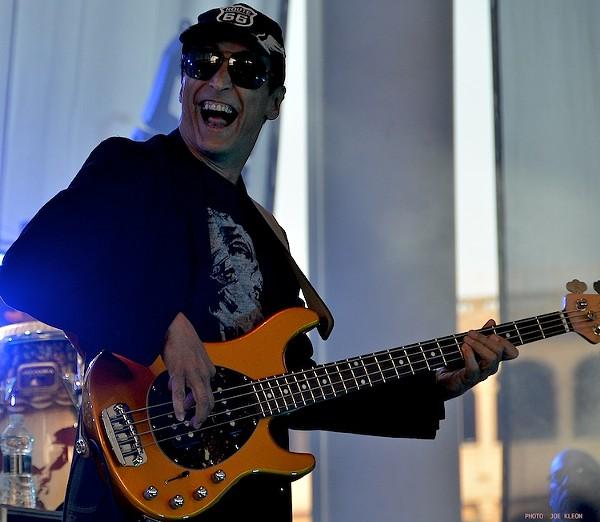 Santana Performing at Jacobs Pavilion at Nautica