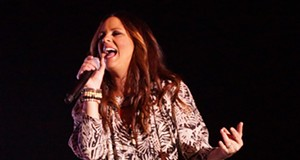 Sara Evans Performing at Hard Rock Live