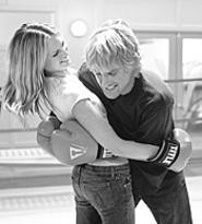 Sarah Foster and Owen Wilson don't put much spin - on The Big Bounce.