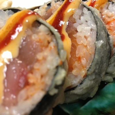 The 10 Best Sriracha Dishes Cleveland Has to Offer