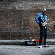 Sax Appeal: Cleveland's Favorite Street Musician Gets His Big-Screen Debut