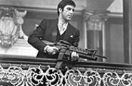 Say hello to my little friend: Scarface gets a - facelift at the Cinematheque (Saturday).