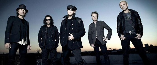 Scorpions 50th Anniversary Tour Coming to Jacobs Pavilion ...