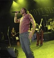 Scott Stapp, opening for INXS, May 19 at the State Theatre. - WANDA  SANTOS-BRAY