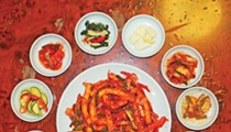 Secret Garden: Tucked Away in Parma, Seoul Garden Boasts What Many Claim is the Best Korean Food in Town