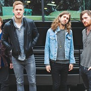 Sermon Says: Imagine Dragons Guitarist Talks about the Band's Quick Rise to Fame