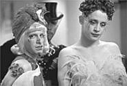 Seth Green (left) delivers a riveting acting moment when Macaulay Culkin confesses to murder.
