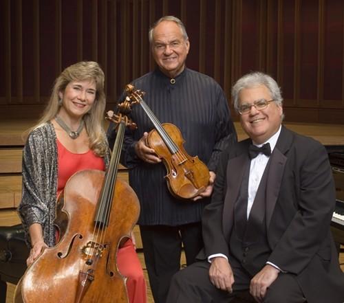 Sharon Robinson, Jaime Laredo, Joseph Kalichstein