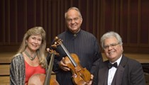 Kalichstein-Laredo-Robinson Trio at CIM