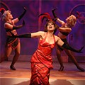 <i>Anything Goes</i>, Cole Porter's shipboard romp, gets first-class treatment at Porthouse Theatre