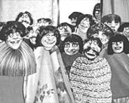 Shiny happy people, a rarity at the Cinematheque's - A Short History of Polish Animation (Thursday).