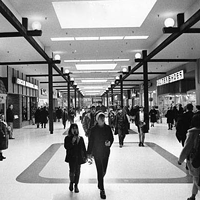 15 Vintage Memories from the Soon-to-be-Demolished Parmatown Mall Shopping under the new roof.