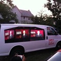 Shots Fired: Cleveland City Council Campaign Van the Target