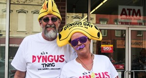 Sights and Scenes from Dyngus Day 2014