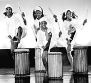 Sista Jewel Jackson's Get on the Good Foot - African-dance classes kick out the jams.