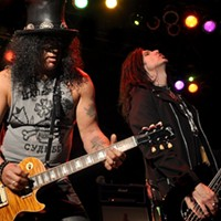 Slash at the House of Blues