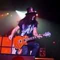 Slash Delivers Satisfying Show at Hard Rock Live