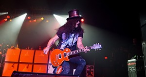 Slash featuring Myles Kennedy and the Conspirators Performing at Hard Rock Live