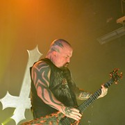 Slayer Delivers Deafening Set at Sold Out Agora