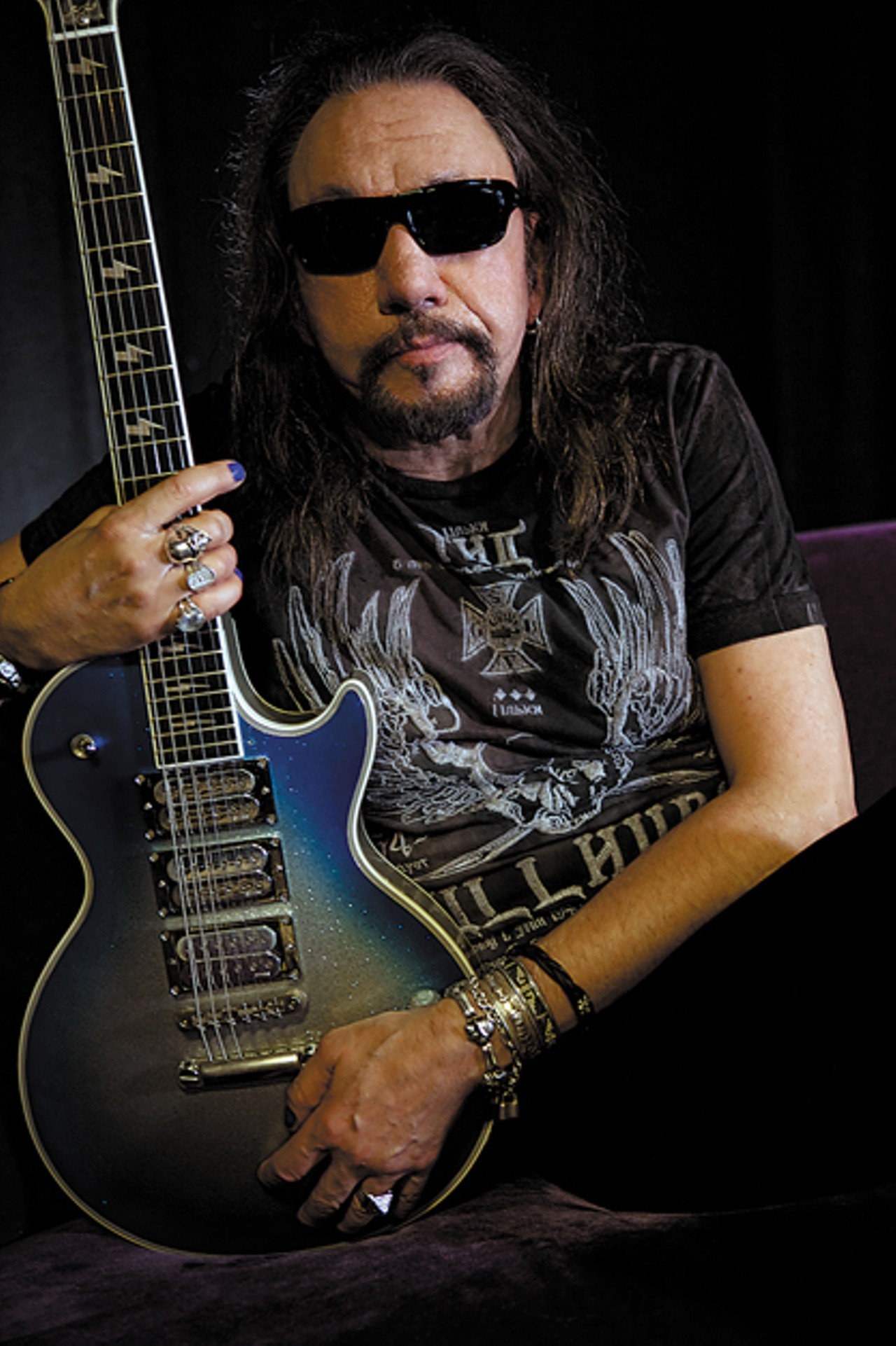 Soundcheck Ace Frehley Music Feature Cleveland Scene