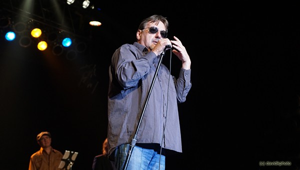 Southside Johnny and the Asbury Jukes Performing at Hard Rock Live