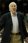 Spurs coach Gregg Popovich