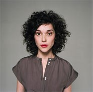 St. Vincent (aka Annie Clark) is a modern chanteuse in a Gap model's body.
