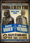 Star Wars by Old Red Jalopy