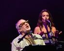 Steely Dan performing in Cleveland in 2013. - JOE KLEON