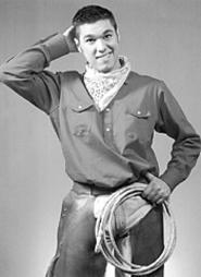 Steve Higginbotham, The Will Rogers Follies' lovable leading man.