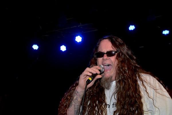 Strong Arm Tactics, Sunless Sky, Demonwulf and Metal Church performing at the Agora Ballroom